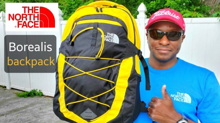 Why The North Face Borealis Is The Best Summer Backpack!