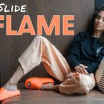 YEEZY SLIDE ENFLAME HOW TO STYLE and ON FOOT REVIEW: SUMMER LOOKS and GIVEAWAY