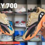Yeezy 700 V1 ENFLAME AMBER!!! On-Feet + Calidad + Talla + Precio!! Los mejores V1 del 2021!! español