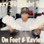 "Adidas Yeezy 500 ""Light Taupe"""