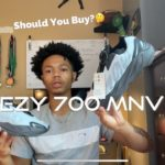 """Adidas Yeezy 700 MNVN """"Blue Tint"""" Pick-up & On-Feet Review"""