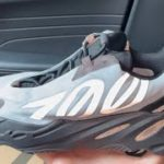 Adidas Yeezy Boost 700 MNVN Blue Tint shoes
