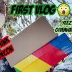 Giveaway Vlog: Yeezy Slide Resin & Nike SB Dunk High Magnus Walker x Ishod Wair