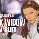 S.H.Figuarts BLACK WIDOW(SNOW SUIT) / ブラックウイドウ スノースーツ display