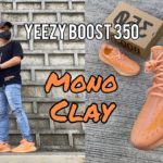 SNEAKER REVIEW   ON FEET   YEEZY BOOST 350 V2 'MONO CLAY'