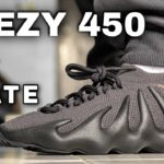 UNBOXING EP.35 YEEZY 450 DARK SLATE Review+On Feet