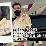 UNBOXING YEEZY 700 V3 SAFFLOWER ( INDIAN SNEAKERHEAD UNBOXING)