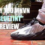 """¿Una silueta realmente necesaria?. YEEZY 700 MNVN """"BLUE TINT"""" REVIEW (ESPAÑOL)"""