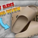 YEEZY SLIDES PURE UNBOXING/ ONFOOT REVIEW!