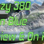 Yeezy 380 Alien Blue Review & On Foot 4k