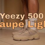 Yeezy 500 Taupe Light Review