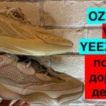 adidas OZELIA vs adidas YEEZY 500 / хайп или кошелек
