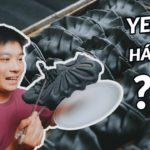 Đập Hộp + Đánh giá + On Feet đôi Adidas Yeezy 450 Dark Slate – Hung Dinh