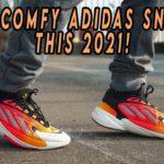 Adidas OZELIA MORE COMFY THAN ULTRABOOST AND YEEZY 700