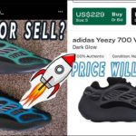 Adidas YEEZY 700 V3 DARK GLOW SELL OR HOLD? WILL THE PRICE GO UP?