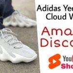 Adidas Yeezy 450 Cloud White🔥#shorts #ytshorts #shoesforyou