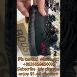 "Adidas Yeezy Boost 350 V2 ""Bred"" #shorts #nike #adidas"
