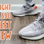 Adidas Yeezy Boost 350 v2 'Tail Light ' On Feet Review (FX9017)