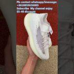 Adidas Yeezy Boost 380纯白 灰白椰子 GZ8668 shorts #nike #adidas