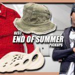 END OF SUMMER CLOTHING HAUL 2021 | (Kapital, Balenciaga, YEEZY Foam Runners, Gucci) with FARFETCH