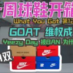 GOAT 维权成功!| Yeezy Day 为什么会被Ban掉? |  Eazy 一周球鞋开箱 【第13期】| Dunk | Yeezy | Undefeated | What You Got