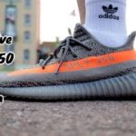 (Gifted) 2021 Yeezy 350 Beluga Reflective Review On foot