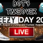 """LET'S TALK: YEEZY DAY 2021 MADNESS!!! – Live Cop Yeezy 350 v2 """"Bred"""""""