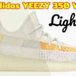 LIGHT adidas YEEZY 350 V2 Detailed Look and Release Update