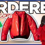 LIVE COP! RED OCTOBER Jacket – Yeezy Gap Round Jacket Copped!