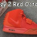 Nike Air Yeezy 2 Red October review&unboxing