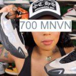 Unboxing Adidas Yeezy Boost 700 MNVN Bone
