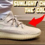 YEEZY 350 LIGHT ON FEET/REVIEW