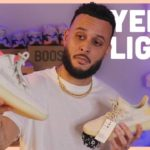 YEEZY 350 v2 Light Review + On Foot