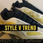 Yeezy 700 V3 Safflower Review and Unboxing