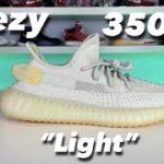 Yeezy Boost 350 V2 light