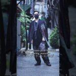 【yohji yamamoto】ヨウジヤマモト21ssリネンジャケットスナップ写真