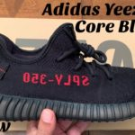 Adidas Yeezy 350 Boost V2 Core Black Unboxing, Review & Comparison. Core Black Yeezy 350 Review.