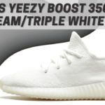 Adidas Yeezy Boost 350 V2 Cream/Triple White – CP9366 – @SneakersADM