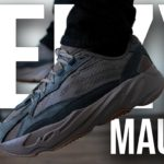 Adidas Yeezy Boost 700 Mauve V2 Review & On Feet