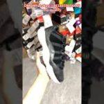 Air Jordan 11 Low Barons Black Metallic Silver White #shorts #dunk #yeezy#jordan