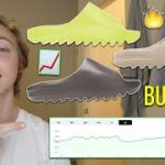 DO NOT SELL THESE YEEZY SLIDES RIGHT NOW📈! (Easy Money)