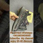 Kanye West x Adidas Yeezy Boost 350 V2 Core Black GW3774