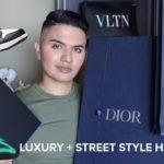 MAJOR HAUL! Dior, Versace, Yeezy, Air Jordan + More!