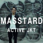 【MASSTARD】この時期重宝するコーチジャケットが出来ました「ACTIVE JKT」