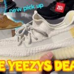Mall Vlog: ARE YEEZYS DEAD??