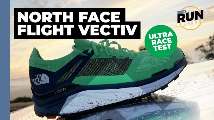 North Face Flight Vectiv Review: Ultra race testing the carbon-plate trail shoe