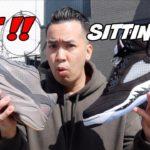 SITTING ?!! JORDAN 5 MOONLIGHT & YEEZY 700 V2 MAUVE PICKUP VLOG