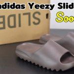 SOOT adidas Yeezy Slide DETAILED LOOK and Release Update