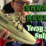 Sneaker Review: Yeezy 350 V2 Sulfur | Unboxing | HIDDENGRAILZ