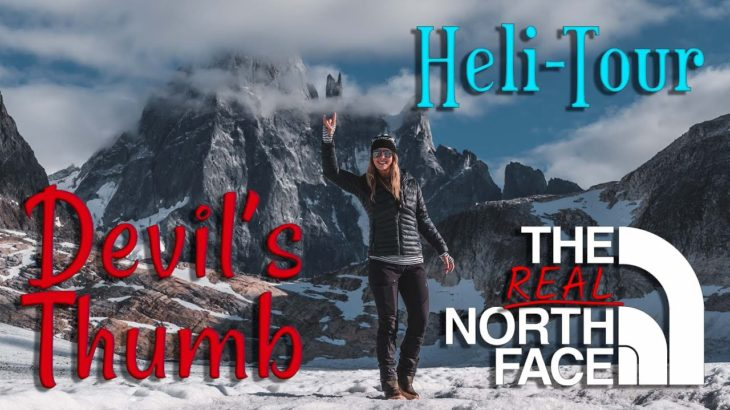 The North Face of Devil's Thumb and Beyond, Heli Tour